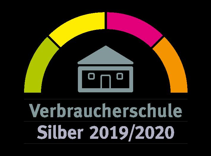 Logo Verbraucherschule 2019/20