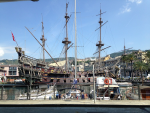 Genova, La nave di Cristoforo Colombo