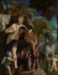 Paolo Veronese, Mars und Venus (1570)